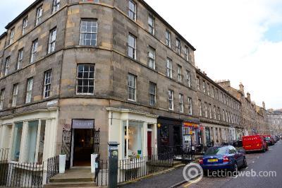 Property to rent in St Stephen Street, Stockbridge, Edinburgh, EH3 5AH