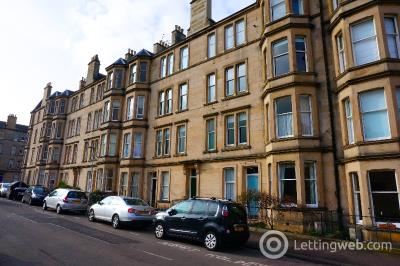 Property to rent in Comely Bank Terrace, Comely Bank, Edinburgh, EH4 1AS