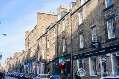 Property to rent in Thistle Street, New Town, Edinburgh, EH2 1EN