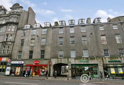 Property to rent in 27 Adelphi, Union Street, Aberdeen