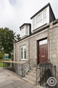 Property to rent in 27a  Springbank Terrace, Aberdeen