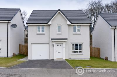 Property to rent in 4 River Don Crescent, Bucksburn, Aberdeen AB21 9FP