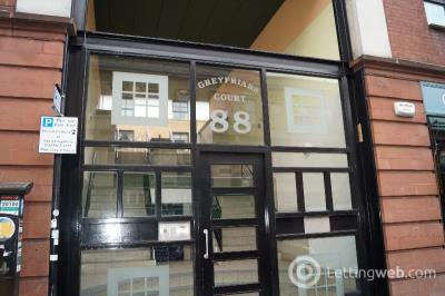 Property to rent in Albion Street, Merchant City, Glasgow, G1 1NY