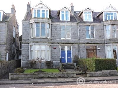 Property to rent in Forest Road, West End, Aberdeen, AB15 4BP