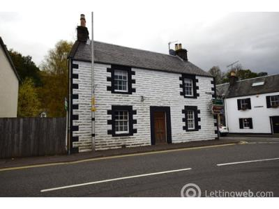 Property to rent in 1 Burrell Street , Comrie, PH6