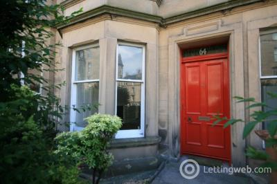 Property to rent in Comely Bank Avenue, Comely Bank, Edinburgh, EH4 1HE