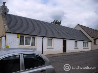 Property to rent in High Road, Auchtermuchty