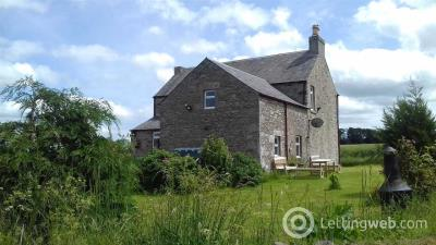 Property to rent in West Lambakin Farmhouse, Tibbermore