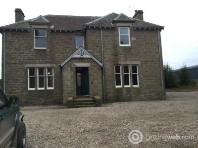 Property to rent in West Cultmulundie Farmhouse, Tibbermore, Perth