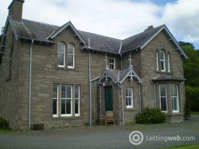 Property to rent in East Mains Farmhouse, Aberdalgie, Perth