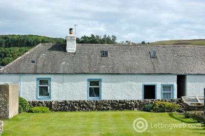 Property to rent in Clachanton Cottage, Colmonell, Girvan