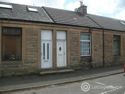 Property to rent in Claude Street, Larkhall, ML9