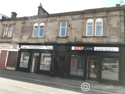 Property to rent in 15 Wellgate Street, Larkhall, ML9 2AG