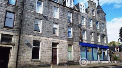 Property to rent in Albert Street, Rosemount, Aberdeen, AB25 1XS