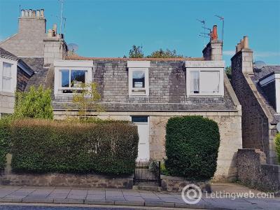 Property to rent in Rosemount Place, Rosemount, Aberdeen, AB25 2XJ