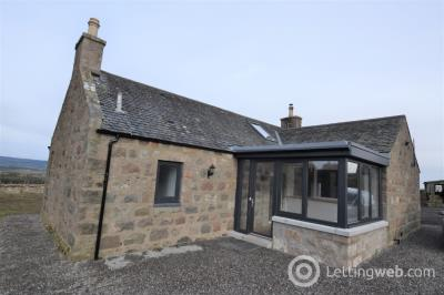 Property to rent in Nibbetstane Farmhouse, Durris, Banchory, Aberdeenshire, AB31 6DX