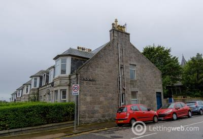 Property to rent in Lilybank Place, Kittybrewster, Aberdeen, AB24 4PX