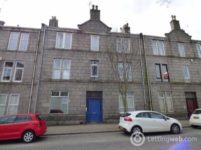 Property to rent in Willowbank Road, Aberdeen, AB11 6XD