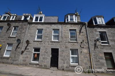 Property to rent in South Mount Street, Rosemount, Aberdeen, AB25 2TB