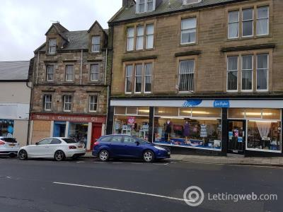 Property to rent in 7 B Canongate, Jedburgh, TD8 6AN