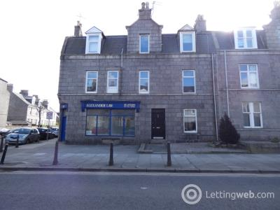 Property to rent in Union Grove , West End, Aberdeen, AB25 1RG