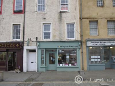 Property to rent in 335B High Street, Kirkcaldy, KY1
