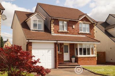 Property to rent in Pentland Crescent, Merryton, Larkhall