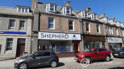 Property to rent in Chapel Street, Peterhead, Aberdeenshire, AB42 1TH