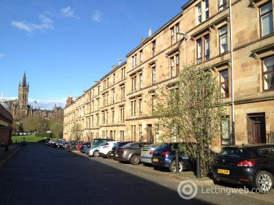 Property to rent in Blantyre Street, West End, Glasgow, G3 8AP