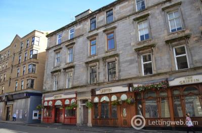 Property to rent in Flat 1/R, 156 Elmbank Street, Charing Cross, Glasgow, G2 4NY