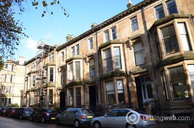 Property to rent in Top Floor Flat, 42 Athole Gardens, Dowanhill, Glasgow, G12 9BQ