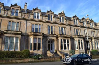 Property to rent in Flat 4, 14 Hyndland Road, Hyndland, Glasgow, G12 9UP