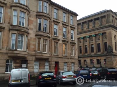 Property to rent in Flat 1/1, 50 Kent Road, Charing Cross, Glasgow, G3 7EF