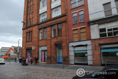 Property to rent in 3/6, 79 Candleriggs, Merchant City, Glasgow