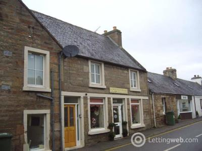 Property to rent in Flat 2, 4 Ardross Road, Alness