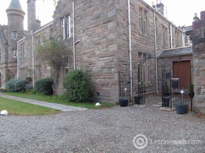Property to rent in Front Wing, Dalmore House, Alness