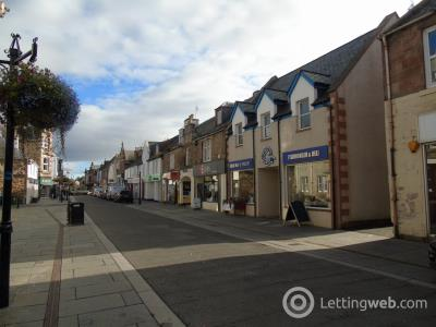 Property to rent in Flat, 20 High Street, Dingwall