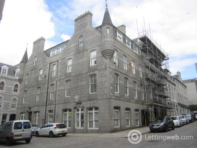 Property to rent in Flat 19 Imperial House, 12-14 Exchange Street, Aberdeen