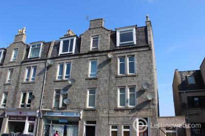 Property to rent in 183 Victoria Road, Second Floor Left, Aberdeen, AB11 9NE