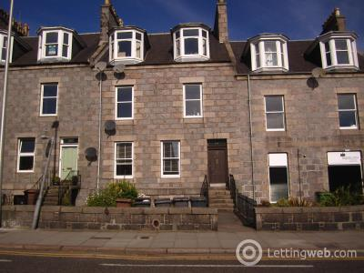 Property to rent in 176A Great Western Road, Aberdeen, AB10 6PB