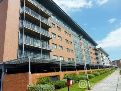 Property to rent in Marine Parade Walk, City Quay, Dundee, DD1 3AU