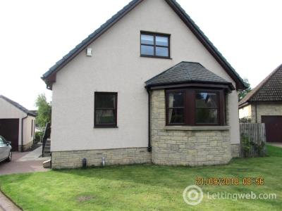 Property to rent in Rosamunde Pilcher Drive, Longforgan, Dundee, DD2 5EF