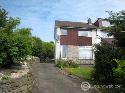 Property to rent in Adelaide Place, Law, Dundee, DD3 6LF