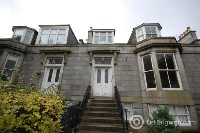 Property to rent in Carden Terrace, Aberdeen, AB10