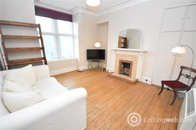 Property to rent in Great Western Road, Top Right (Flat F), Aberdeen, AB10