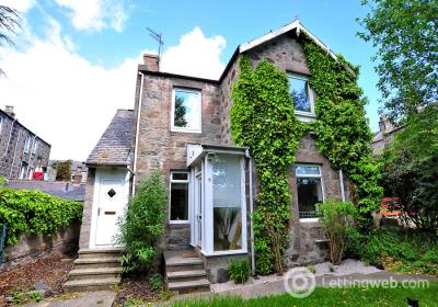 Property to rent in Hawthorn Terrace, Aberdeen, AB24