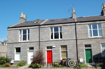 Property to rent in Hartington Road, Aberdeen, AB10