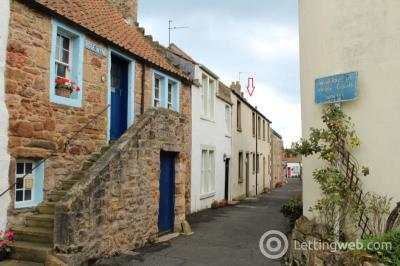 Property to rent in 3a Rose Wynd, Crail, KY10 3SR