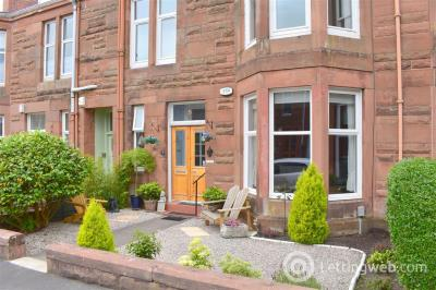 Property to rent in Bute Gardens, Glasgow