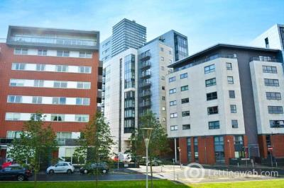 Property to rent in Castlebank Drive, Glasgow Harbour, Glasgow